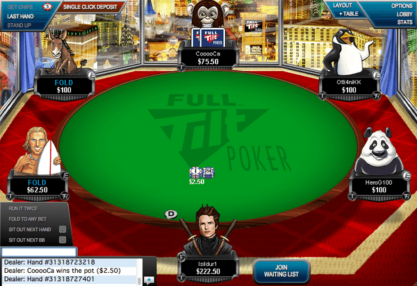 The Nightly Turbo: Full Tilt Poker Returns, Chris Moorman Eyes UKIPT Title, and More 101