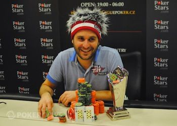 Roberto Romanello won the EPT7 Prague for 640,000.