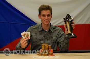 Jan Skampa won the EPT6 Prague for 682,000.