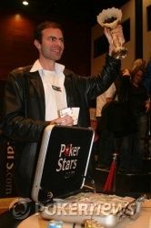 Arnaud Mattern won the first EPT Prague for 708,400.