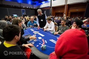 The EPT Prague Day 1b field.