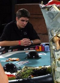 Steve Paul-Ambrose (Picture courtesy of PokerStars)