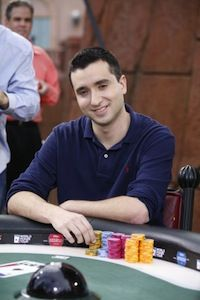 Ryan Daut (Picture courtesy of the PokerStars Blog)