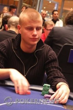 "Jens ""Jeans89"" Kyllönen. Picture courtesy of nl.pokernews.com."