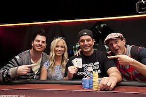 Danny Noseworthy. Picture courtesy of PokerStars Blog.