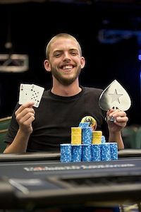 Mike Telker. Picture courtesy of PokerStars Blog.