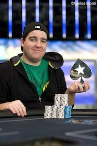 "Steve ""betrthanphil"" Tripp. Picture courtesy of PokerStars Blog."