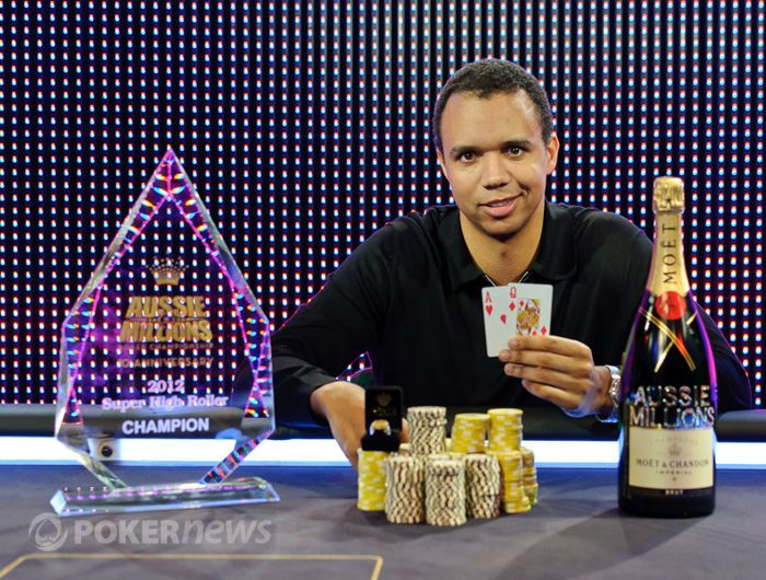 Phil Ivey won the 2012 $250,000 Challenge