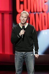 Dee on Last Comic Standing