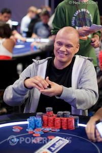"Ilari ""Ilari FIN"" Sahamies was in action on PokerStars this past week."