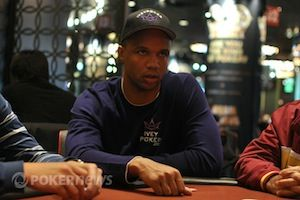 Phil Ivey playing the Main Event.