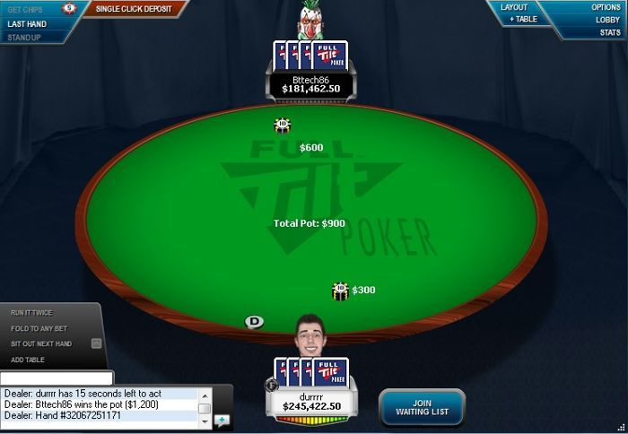 The Weekly Turbo: High-Stakes Action Flourishing at FTP, Online Poker in New Jersey 101