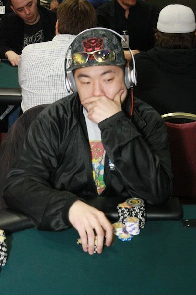 MSPT Season 3 Player of the Year Dan Sun
