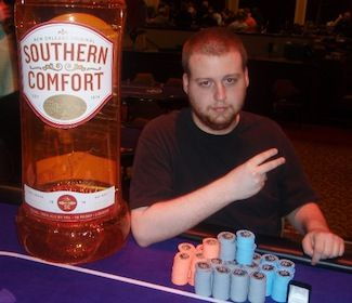 Joseph McKeehen. Picture courtesy of WSOP.