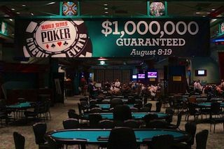 Poker at foxwoods tournaments