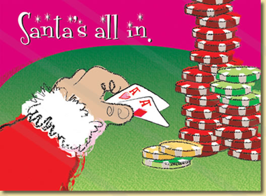 Great Christmas Giveaway at Casino Room