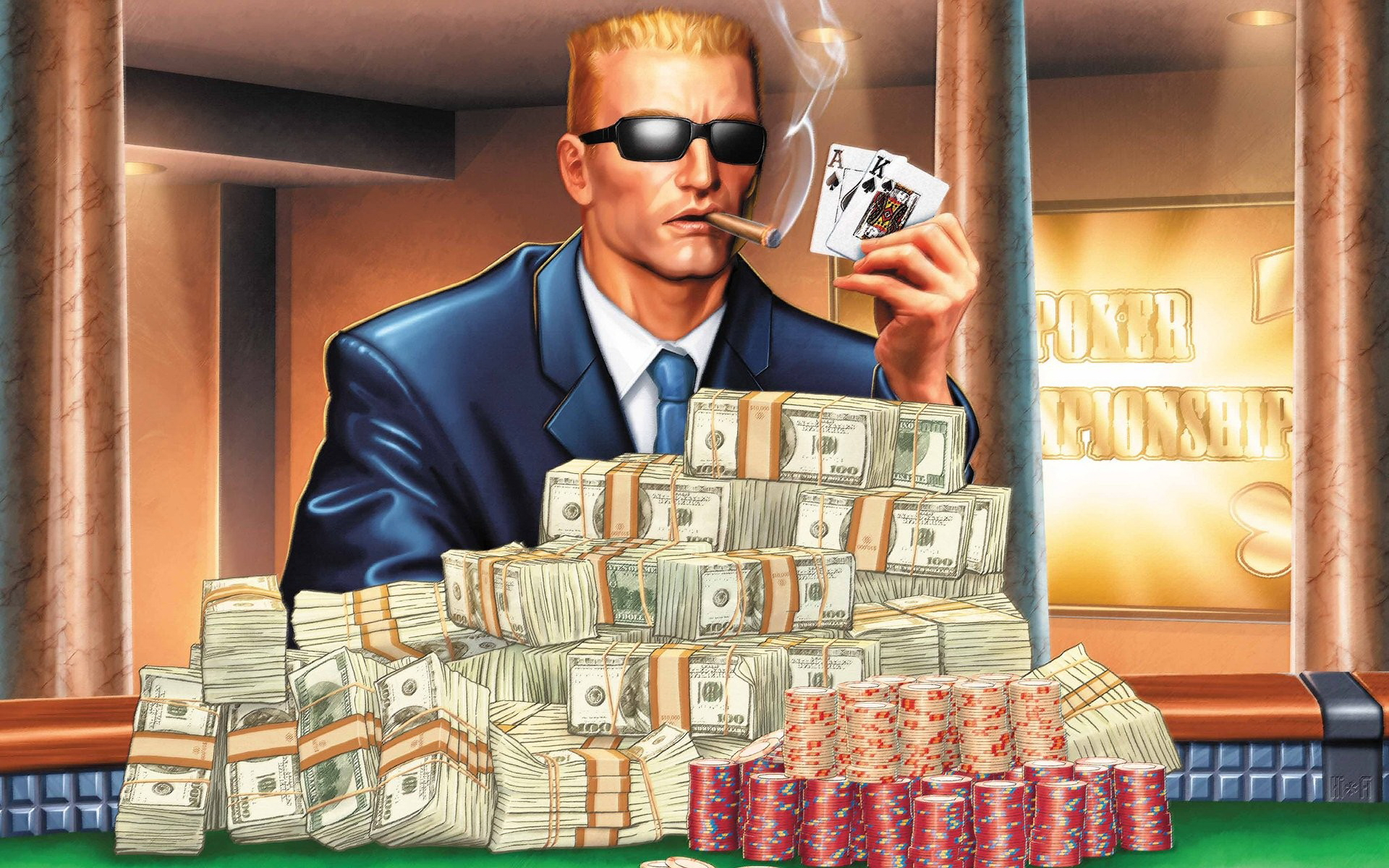 как заработать играя в покер в интернете