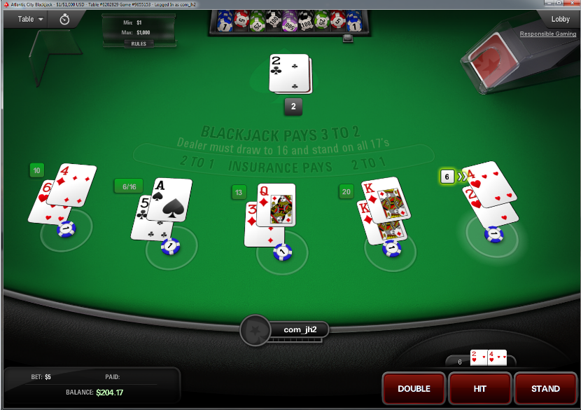 Pokerstars Bet