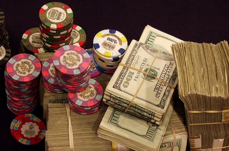 cash poker games in vegas