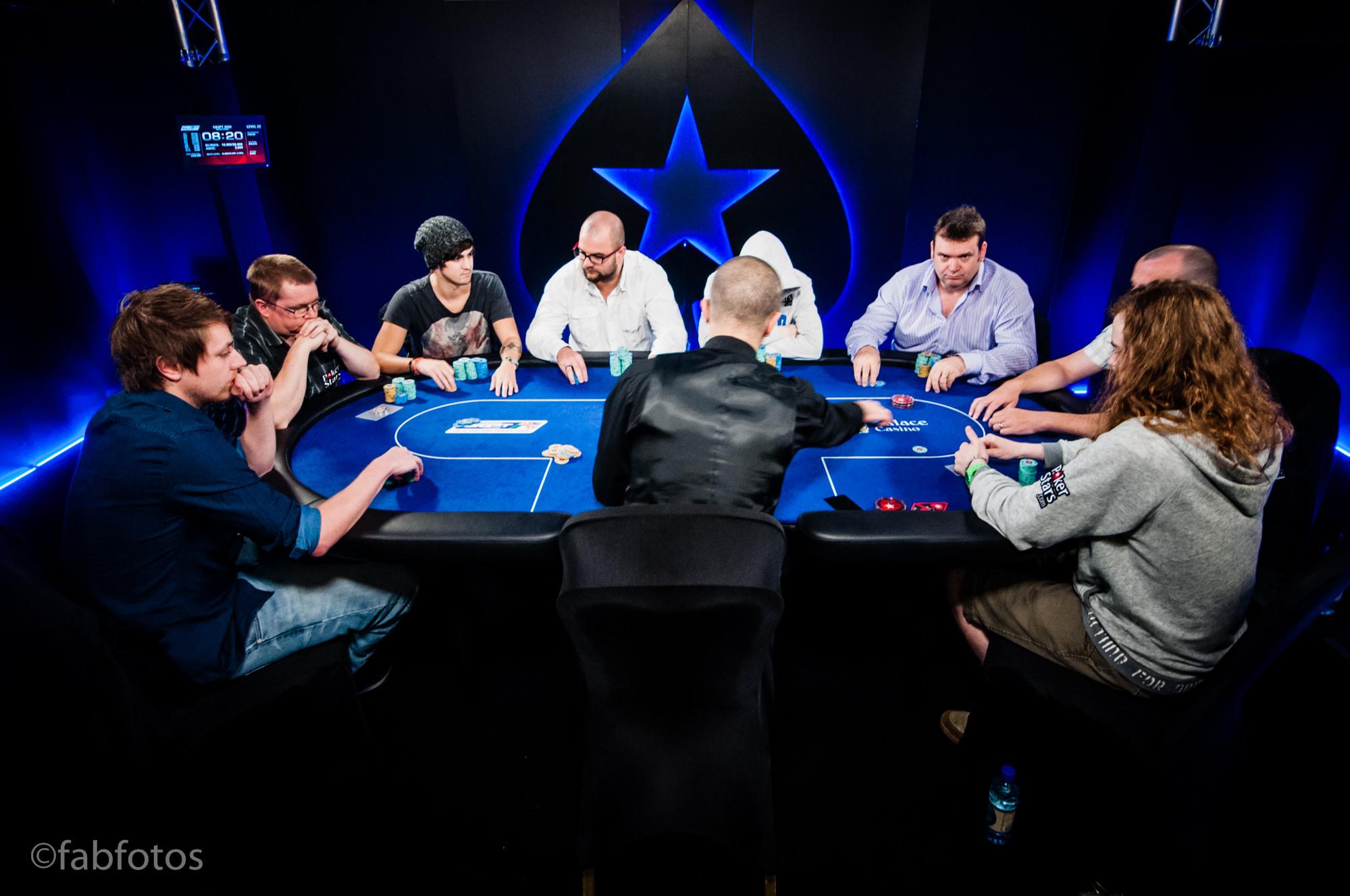 Win poker tournaments