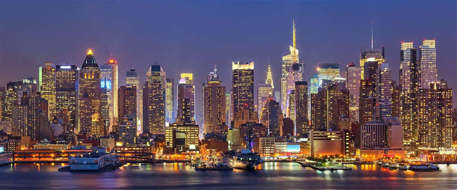 Conhecido Destino de sonho: Nova Iorque - Blue Diamond AH24