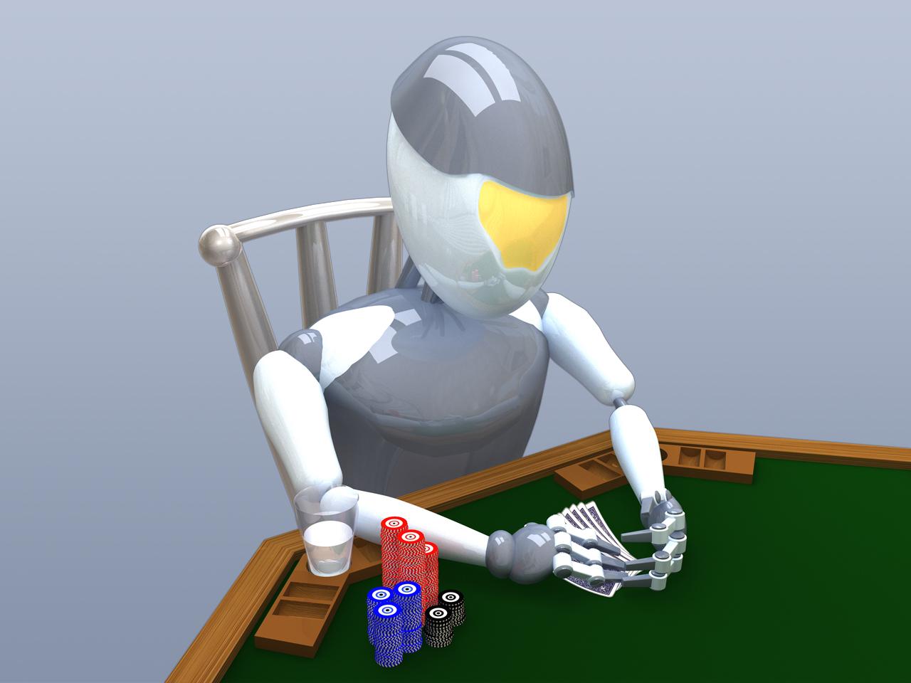Покер программы пока проигрывают людям