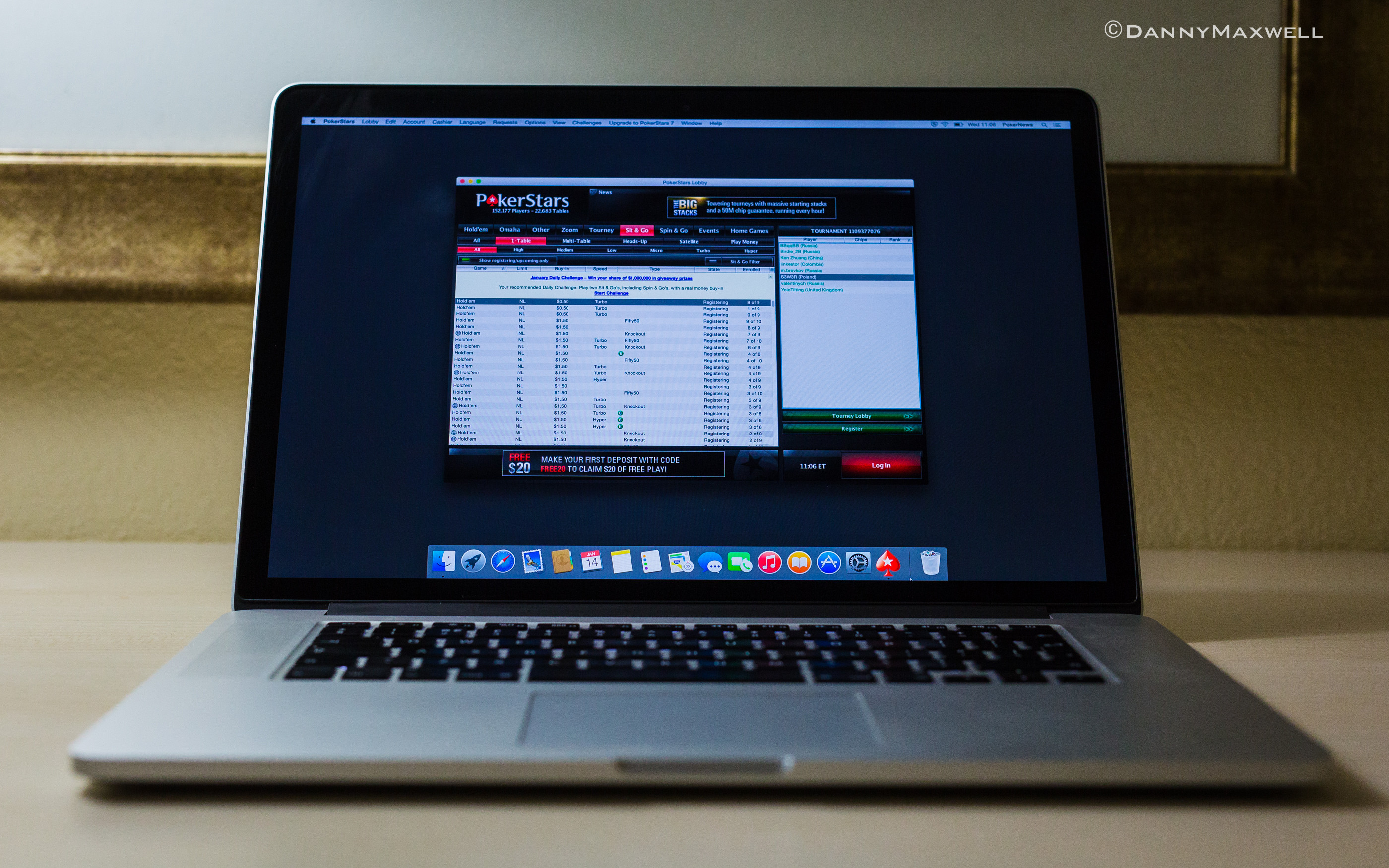 Pokerstars Login Password