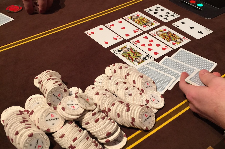 poker mixed games
