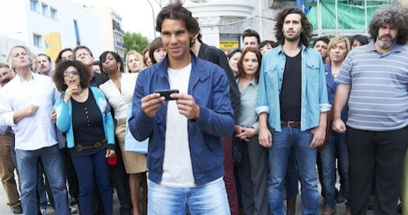 Tennis Champ Rafael Nadal Featured in New PokerStars Mobile Ad Campaign