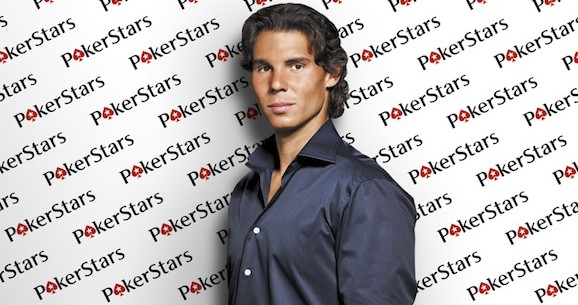 Tennis Champ Rafael Nadal Learns How to Bluff in New PokerStars Ad