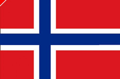 Norwegische Flagge