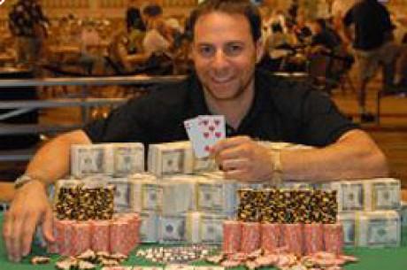 WSOP Updates - Jon Friedman Narrowly Shaves the Razor