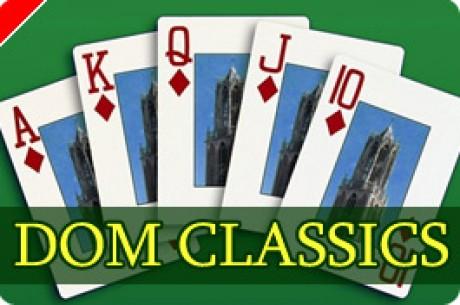 €110 Rebuy Multi Table Tournament Dom Classics 2007