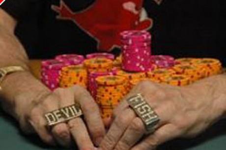 2007 WSOP Updates – Event #7, Pot Limit Omaha (with re-buys) – 'Devilfish,' Cajelais Lead...