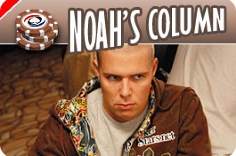 Noah Boeken heeft het er maar druk mee!