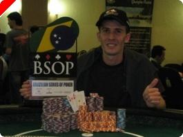 Cláudio  Ramos ganha a 5ª Etapa BSOP