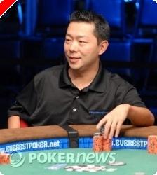 David Woo holt sich Bracelet bei Event #39