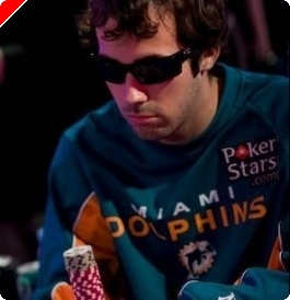 WSOPE Event #3, £5,000 Pot Limit Omaha, Tag 1: Jason Mercier führt