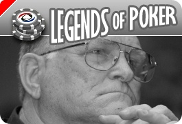 T.J. Cloutier Poker Legend