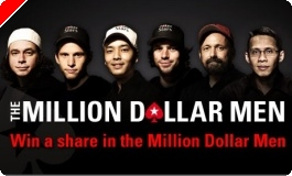 PokerStars 'Million Dollar Men' Promo Offers Players Chance to Share the Wealth