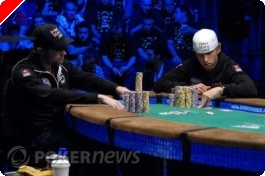 Eastgate and Demidov heads up for the WSOP Main Event and more