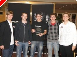 Rene Eckerl gewinnt UNIPOKER Meisterschaften in Salzburg