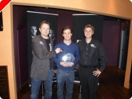 Max Schmidt gewinnt UNIPOKER Meisterschaften in Innsbruck
