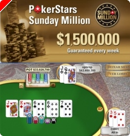 O Sunday Millon È Verde Amarelo! – OPIS/SP Puxou $150K
