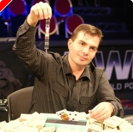 Tournoi Poker WPT L.A. Poker Classic 2009 - Cornel Andrew Cimpan, champion béni des Dieux