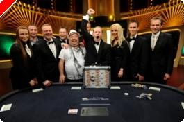 Joey Kelly gewinnt TV-Total PokerStars Nacht
