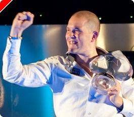 Pieter de Korver wint European Poker Tour Monte Carlo
