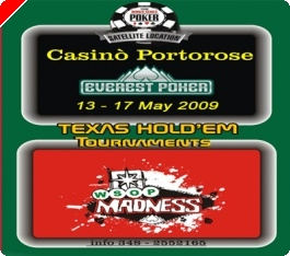 WSOP* Madness LIVE!  Presented by Everest Poker