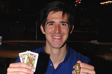 2009 WSOP: Matt Hawrilenko Captures Shorthanded NLHE Bracelet