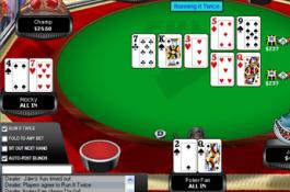 "Full Tilt Poker introduceert ""run it twice"" optie, Antonius grootste winnaar"